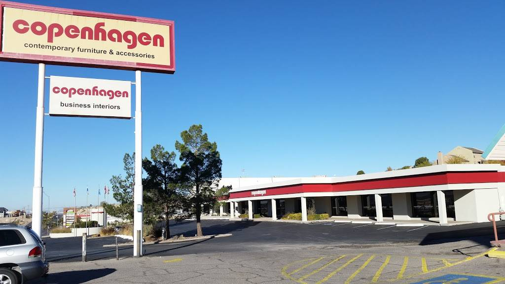 Copenhagen Showroom - El Paso - furniture store  | Photo 1 of 10 | Address: 6550 N Mesa St, El Paso, TX 79912, USA | Phone: (915) 581-8897