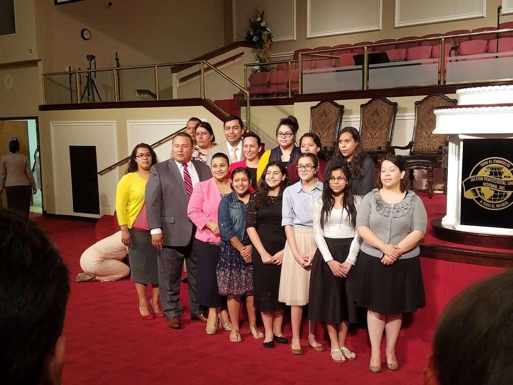 Iglesia Pentecostal Unida Hispana-Central - church  | Photo 6 of 10 | Address: 6518 Fulton St, Houston, TX 77022, USA | Phone: (713) 691-2301