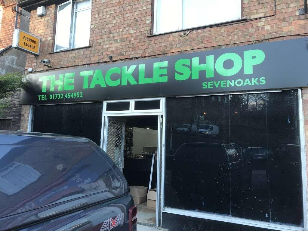 The Tackle Shop Sevenoaks - store  | Photo 6 of 10 | Address: 44 Seal Rd, Sevenoaks TN14 5AR, UK | Phone: 01732 454952