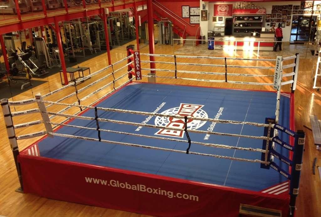 Global Boxing - stadium    Photo 1 of 10   Address: 5601 Tonnelle Ave, North Bergen, NJ 07047, USA   Phone: (201) 348-3149