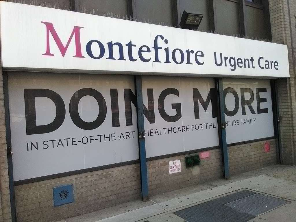 Urgent Care Grand Concourse Montefiore Medical Group - health  | Photo 1 of 2 | Address: 2532 Grand Concourse, The Bronx, NY 10458, USA | Phone: (718) 960-1569