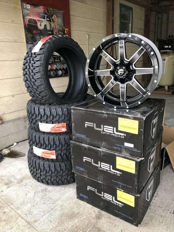 O.S.O Custom Off-Road Wheels & Tires - car repair  | Photo 2 of 10 | Address: 1333 Almeda Genoa Rd, Houston, TX 77047, USA | Phone: (281) 919-4164