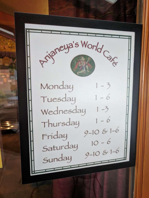 Anjaneyas World Cafe - cafe  | Photo 8 of 9 | Address: 445 Summit Rd, Watsonville, CA 95076, USA | Phone: (408) 846-4046