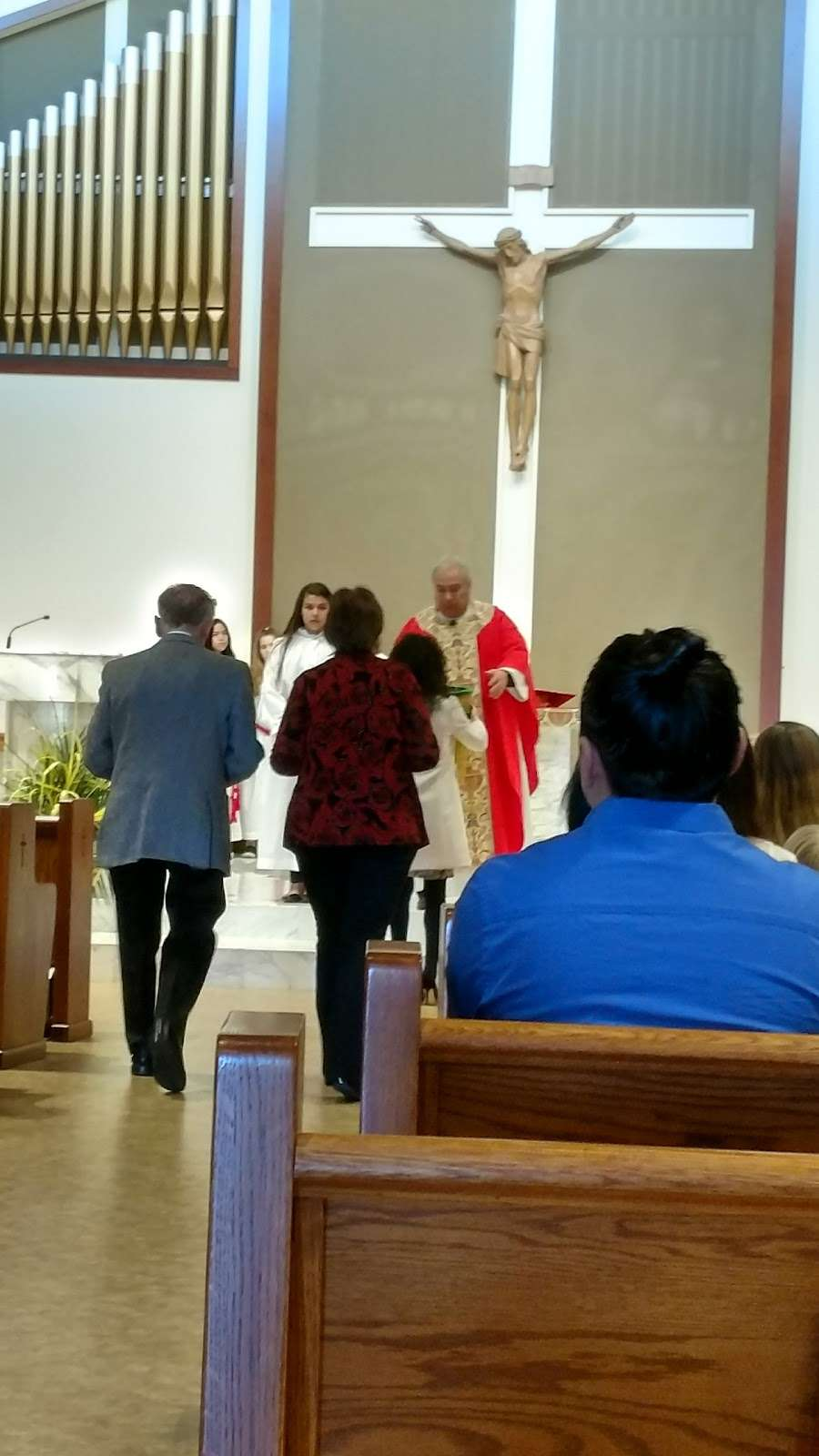 St. Margarets of Cortona Church - church  | Photo 2 of 10 | Address: 31 Chamberlain Ave, Little Ferry, NJ 07643, USA | Phone: (201) 641-2988