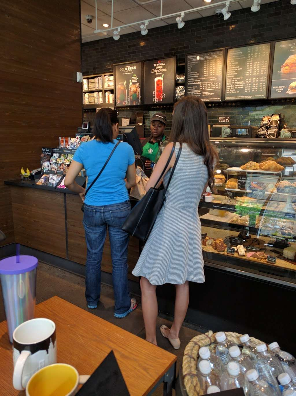 Starbucks - cafe  | Photo 9 of 10 | Address: 350 W 42nd St, New York, NY 10036, USA | Phone: (212) 244-4176