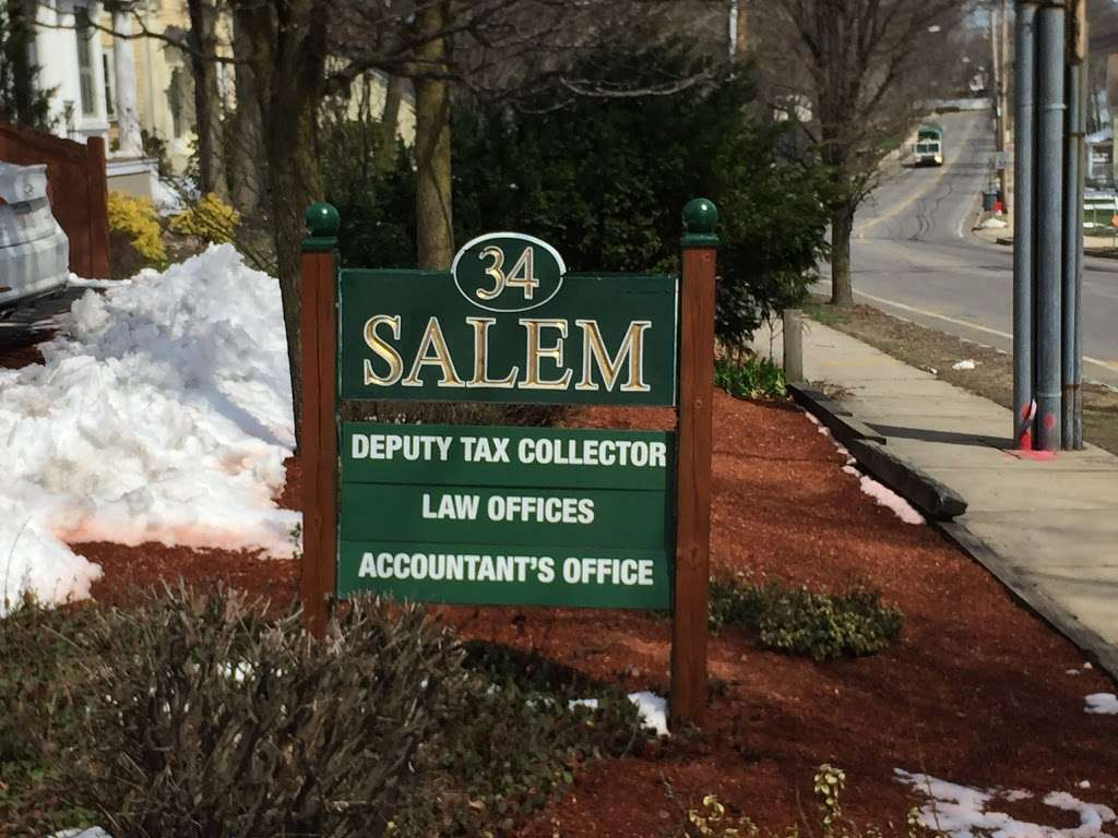 Deputy Collector, PKS Associates, Inc. - local government office  | Photo 2 of 6 | Address: 34 Salem St #101, Reading, MA 01867, USA | Phone: (781) 944-8504