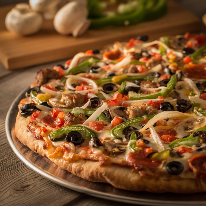 Mountain Mikes Pizza - meal delivery  | Photo 1 of 10 | Address: 455 College Blvd #10, Oceanside, CA 92057, USA | Phone: (760) 295-3121