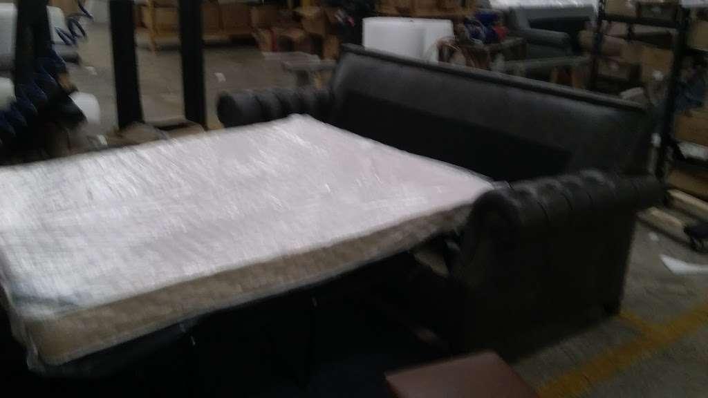 North Carolina Custom Leather - furniture store  | Photo 7 of 8 | Address: 1118 W 1st St, Conover, NC 28613, USA | Phone: (828) 326-8143