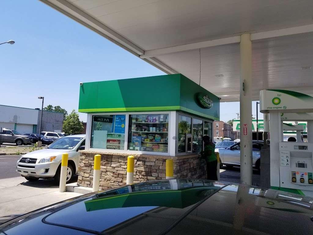 BP - Gas station   6601 Market St, Millbourne, PA 19082, USA