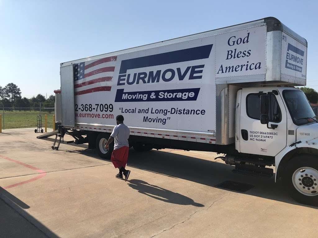 Eurmove - moving company  | Photo 9 of 10 | Address: 3880 Greenhouse Rd W-1, Houston, TX 77084, USA | Phone: (281) 988-9700
