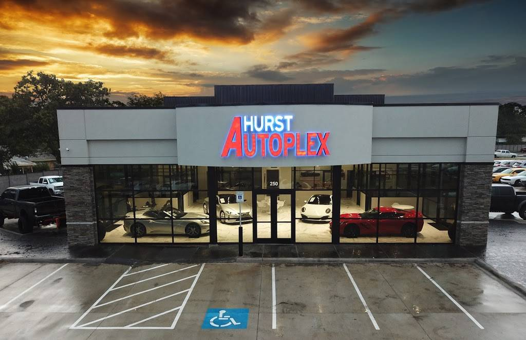 Hurst Autoplex - car dealer  | Photo 5 of 9 | Address: 250 NE Loop 820, Hurst, TX 76053, USA | Phone: (817) 500-0674