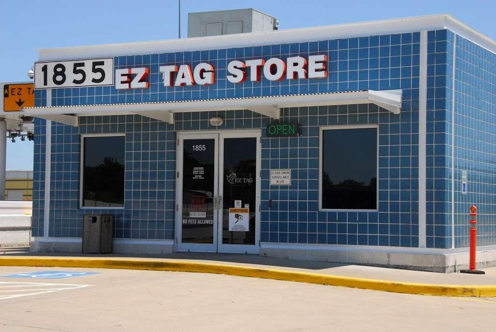Ez Tag Store Southwest Area 1855 S Sam Houston Pkwy W Houston Tx 77047 Usa