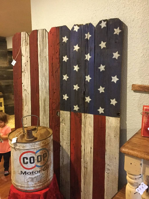 Through The French Doors - home goods store    Photo 8 of 10   Address: 3219 Oliver, Wichita, KS 67210, USA   Phone: (316) 253-1850