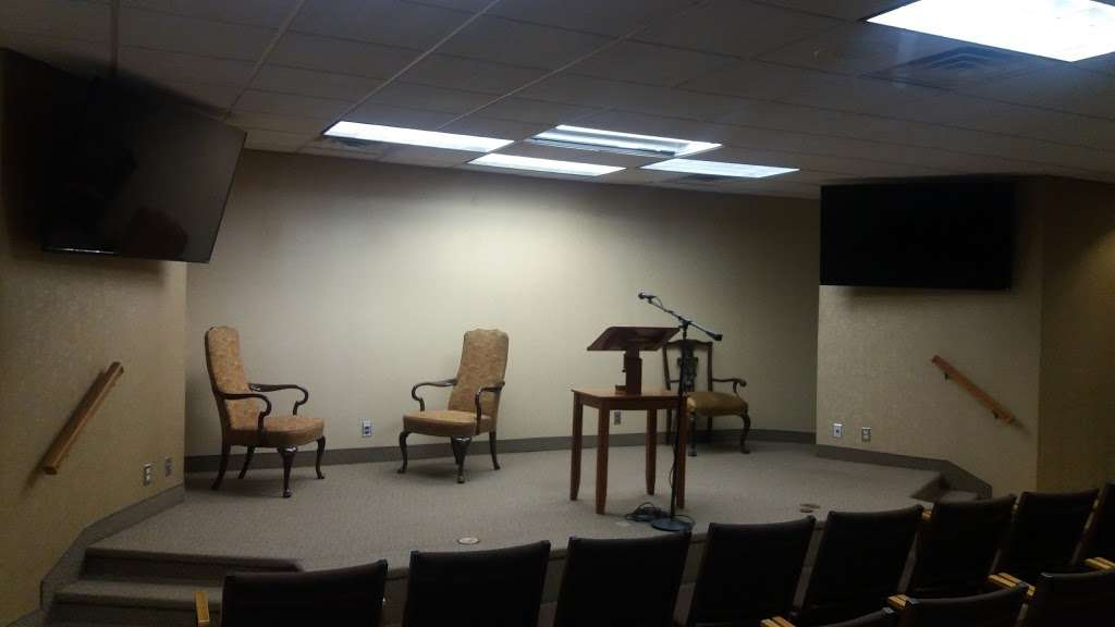 Kingdom Hall of Jehovahs Witnesses - church    Photo 1 of 3   Address: 23 South St, Jersey City, NJ 07307, USA   Phone: (201) 533-0188