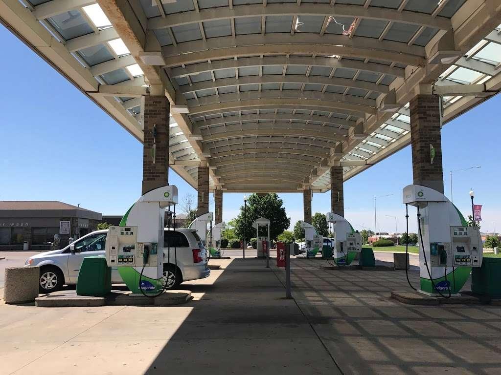 BP - gas station    Photo 3 of 10   Address: 17100 W Laraway Rd, Joliet, IL 60433, USA   Phone: (815) 744-9005