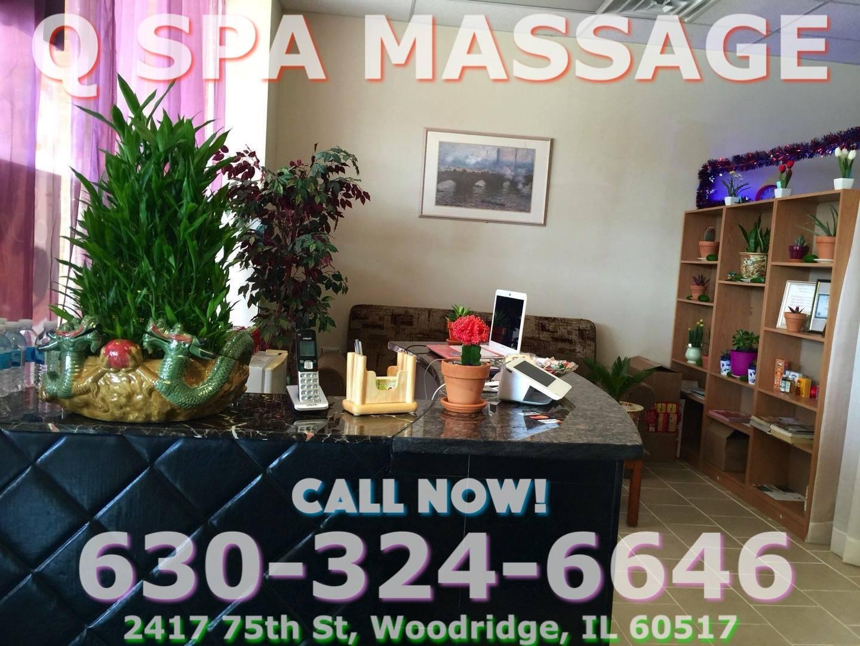 Q Spa Massage - spa  | Photo 2 of 4 | Address: 2417 75th St, Woodridge, IL 60517, United States | Phone: (630) 324-6646