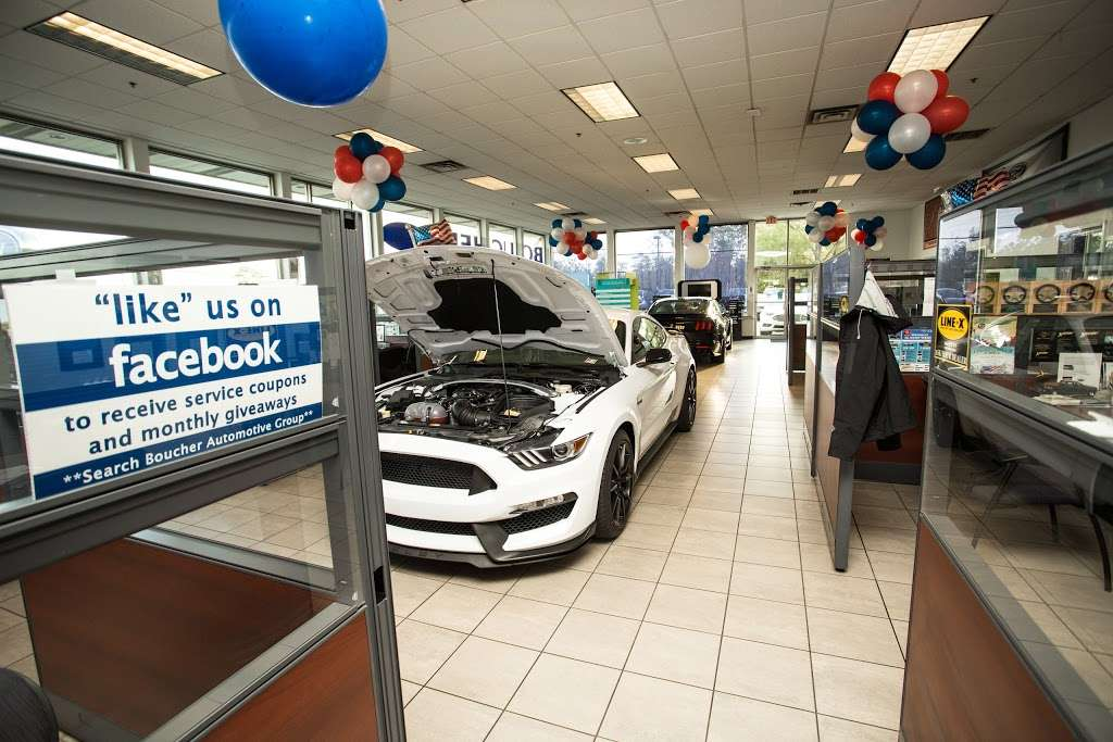 Gordie Boucher Ford >> Gordie Boucher Ford Of Kenosha Car Repair 8301 75th St