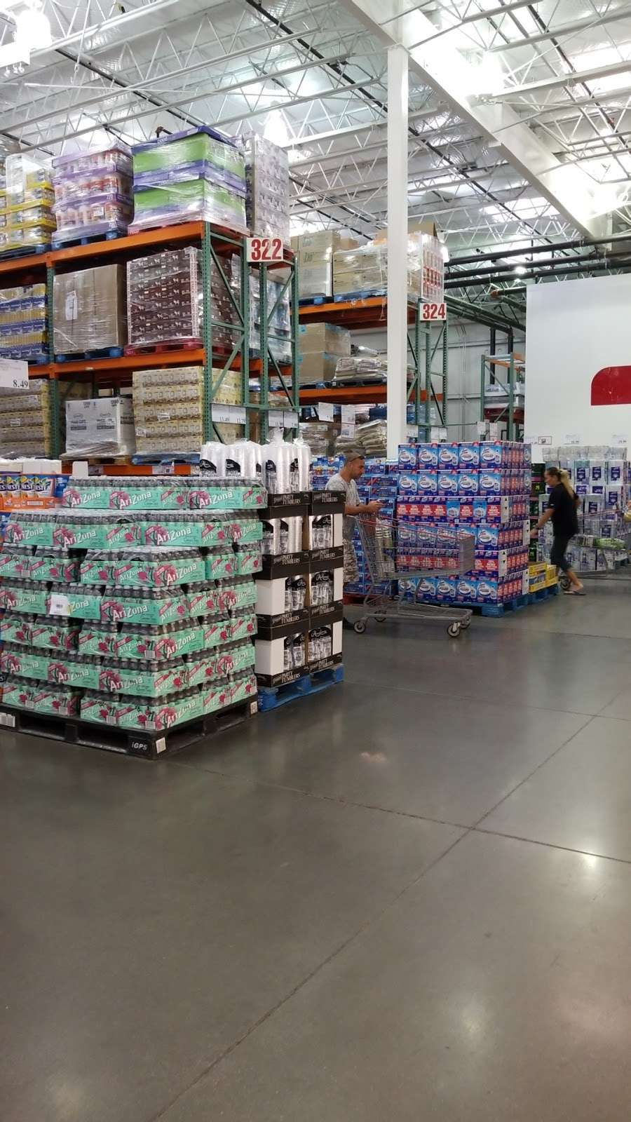 Costco Wholesale - department store  | Photo 8 of 10 | Address: 13550 Paxton St, Los Angeles, CA 91331, USA | Phone: (818) 272-2700