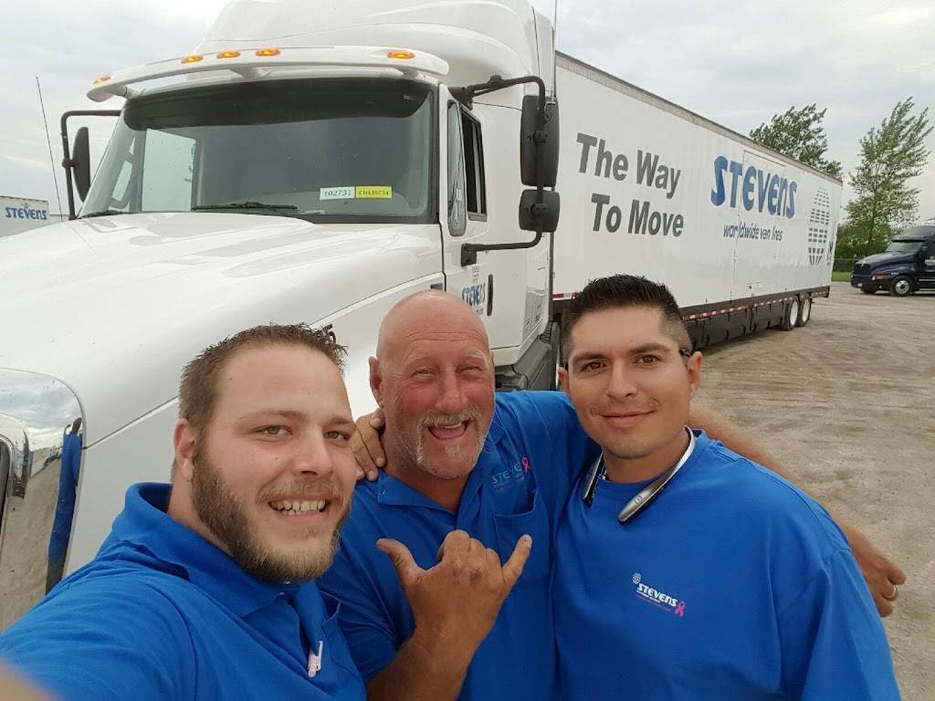 Stevens Moving & Storage of Toledo - moving company  | Photo 10 of 10 | Address: 64 N Fearing Blvd, Toledo, OH 43607, USA | Phone: (419) 729-8871