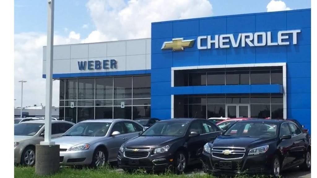Weber Chevrolet Granite City 3499 Progress Pkwy Granite City Il 62040 Usa