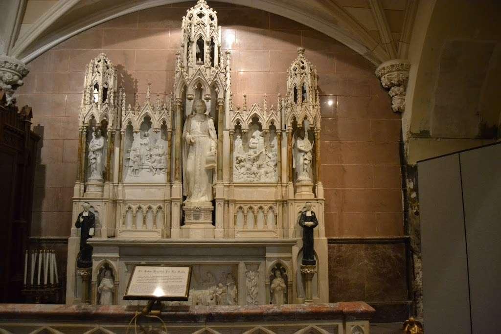 Saint John Baptist De La Salle Roman Catholic Church - church    Photo 3 of 4   Address: Staten Island, NY 10304, USA