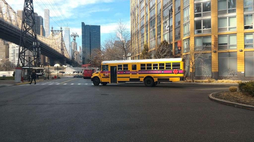 Road 5/tram - bus station  | Photo 1 of 2 | Address: New York, NY 10044, USA