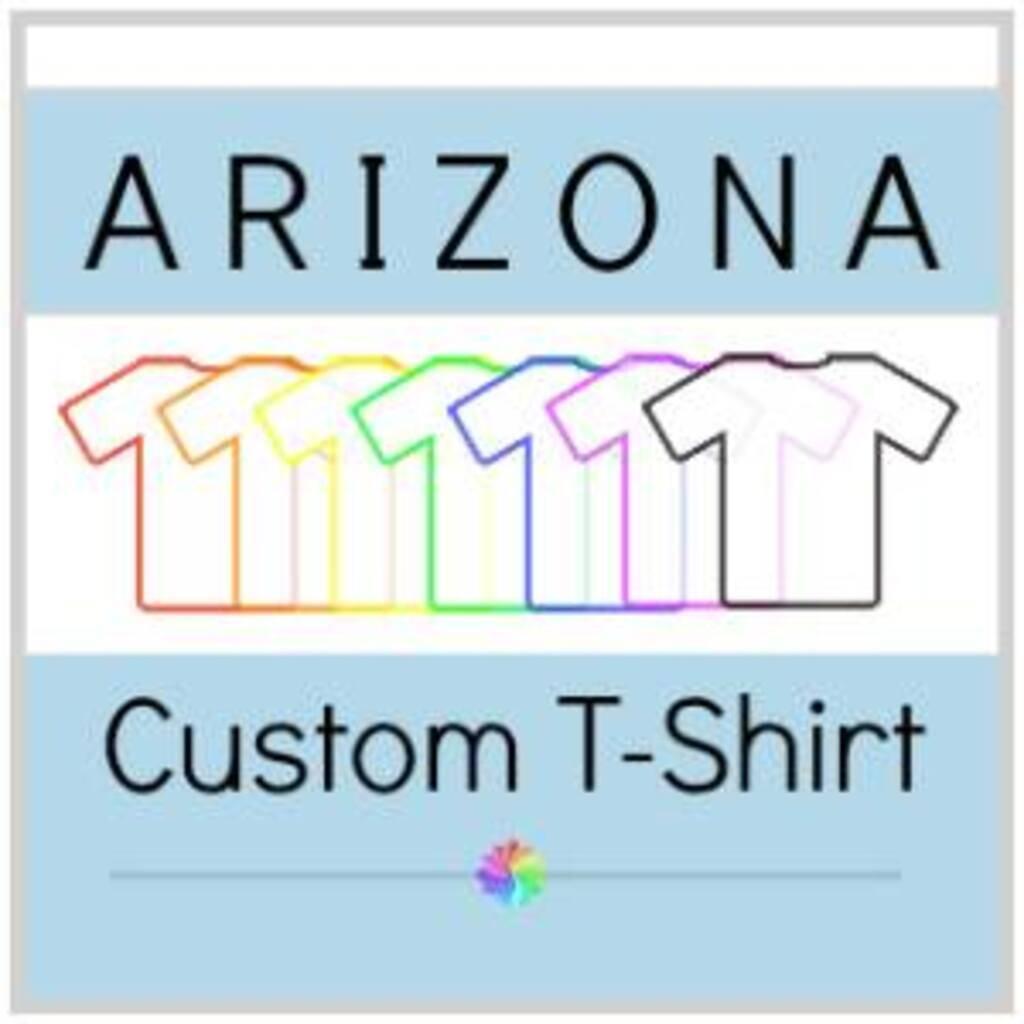 Arizona Custom T-Shirts - clothing store  | Photo 7 of 10 | Address: 5721 S Siesta Ln, Tempe, AZ 85283, USA | Phone: (480) 839-6244