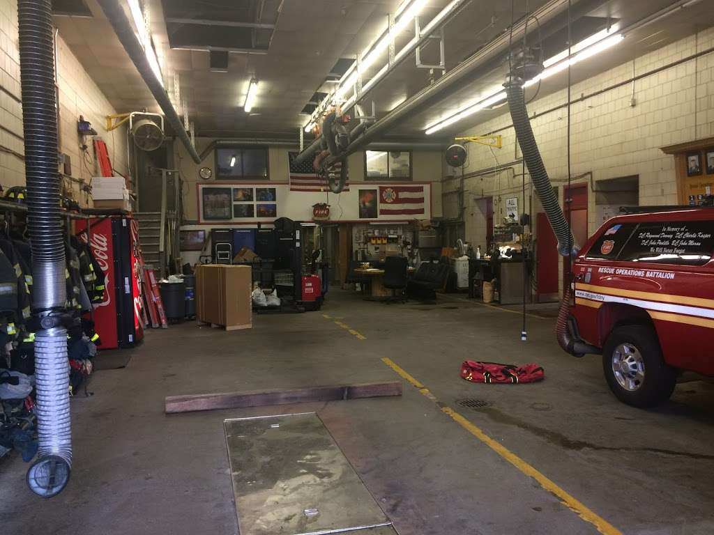 FDNY Special Ops Command - fire station  | Photo 1 of 10 | Address: 750 Main St, New York, NY 10044, USA