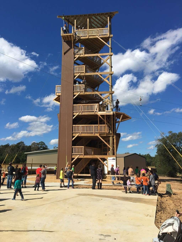 Gator Bayou Adventure Park - amusement park  | Photo 2 of 10 | Address: 23211 TX-242, New Caney, TX 77357, USA | Phone: (832) 509-1556