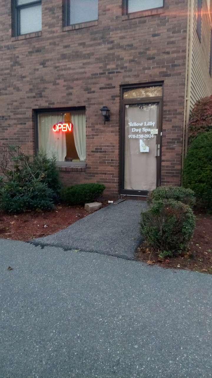 Yellow Lilly Day Spa - spa    Photo 2 of 2   Address: 12 Baldwin St, Methuen, MA 01844, USA   Phone: (978) 258-2924