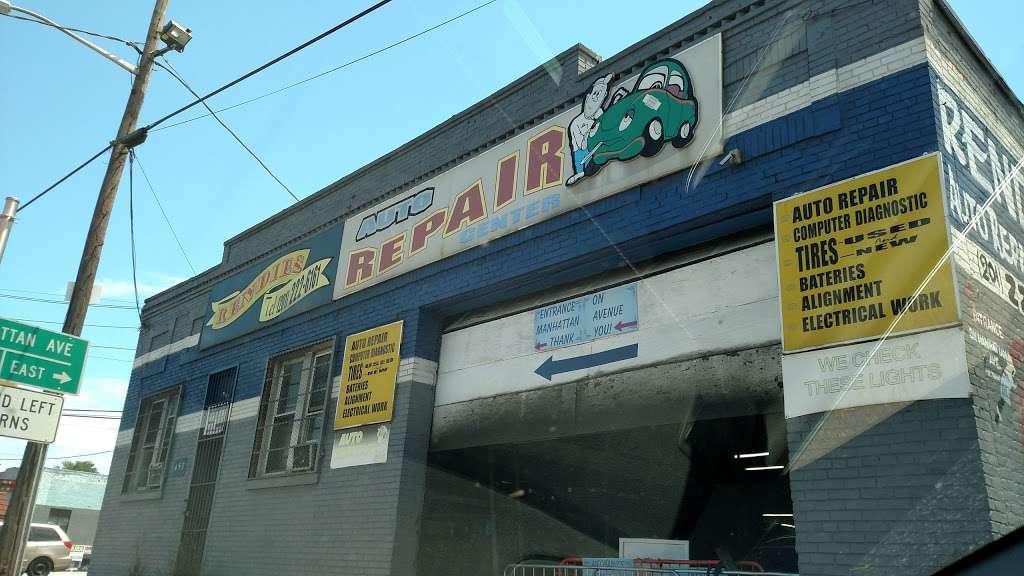RENDIES Auto Repair - car repair  | Photo 1 of 1 | Address: 458 Tonnelle Ave, Jersey City, NJ 07307, USA | Phone: (201) 222-6161