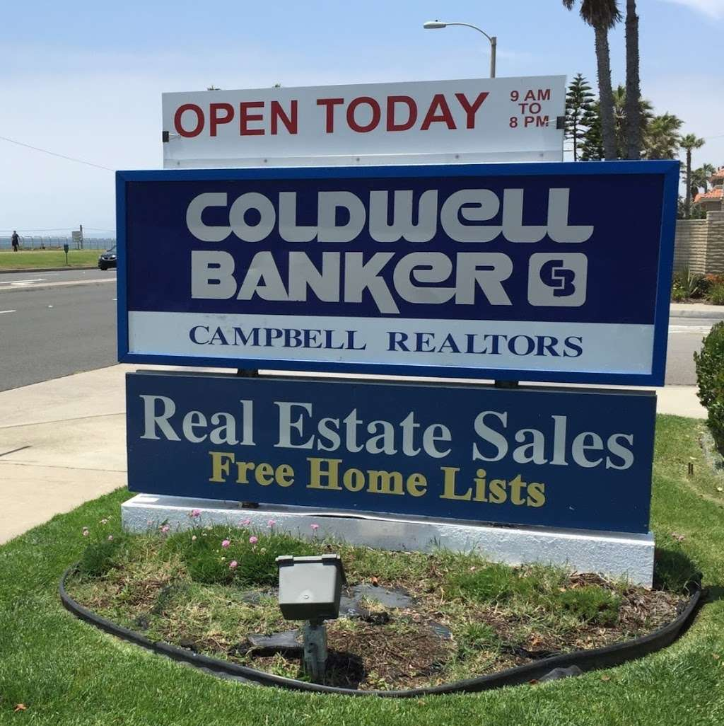 Coldwell Banker- Campbell Realtors - real estate agency  | Photo 8 of 10 | Address: 1720 Pacific Coast Hwy #101, Huntington Beach, CA 92648, USA | Phone: (714) 960-6384