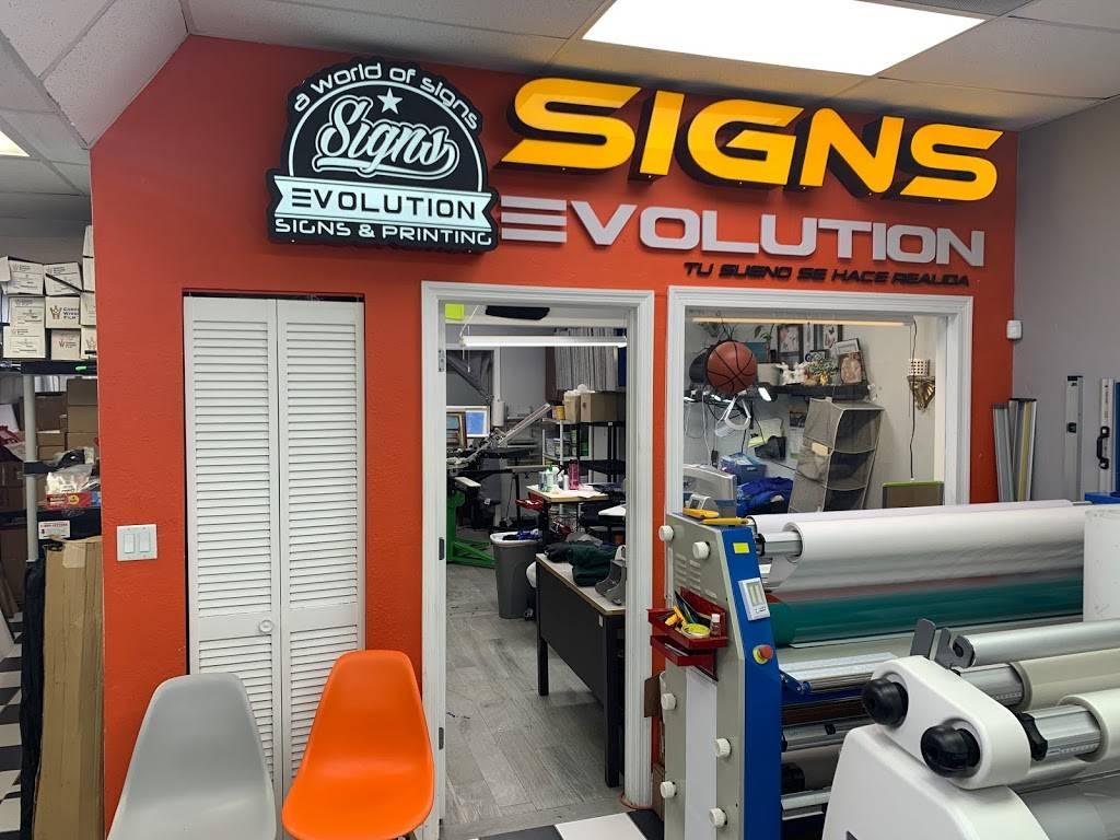 Signs Evolution - store    Photo 4 of 4   Address: 6870 SW 24th St, Miami, FL 33155, USA   Phone: (786) 447-4160