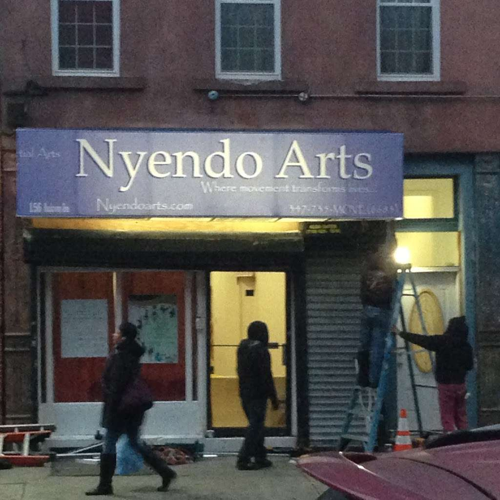 Nyendo Arts - health  | Photo 3 of 7 | Address: 2112 Fulton St, Brooklyn, NY 11233, USA | Phone: (347) 735-6683
