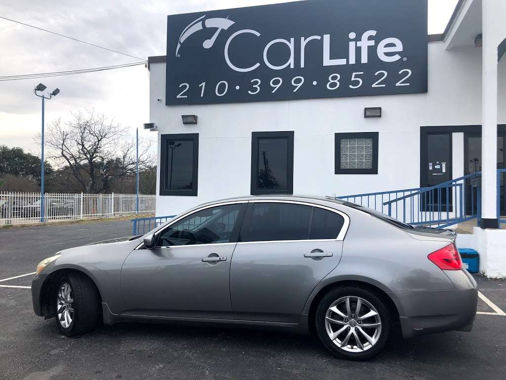 Carlife - car dealer    Photo 1 of 10   Address: 5828, I-10, San Antonio, TX 78201, USA   Phone: (210) 399-8522