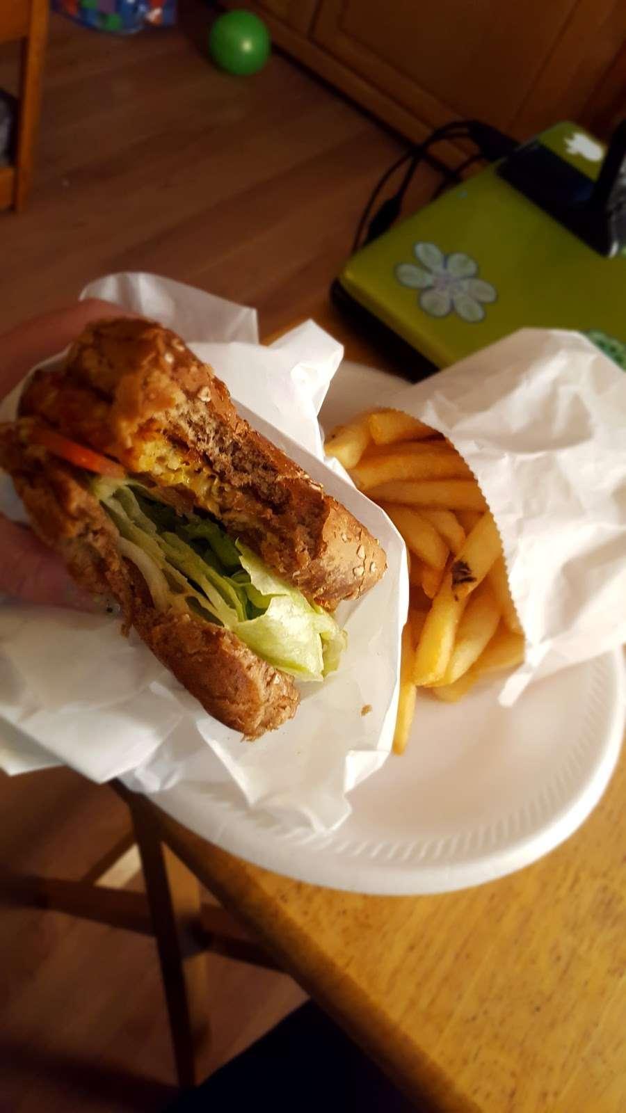 Titan Burgers Chino - restaurant  | Photo 10 of 10 | Address: 5509 Philadelphia St, Chino, CA 91710, USA | Phone: (909) 627-4004