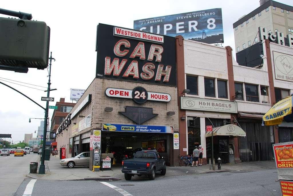 Westside Highway Car Wash - car wash    Photo 2 of 10   Address: 638 W 46th St, New York, NY 10036, USA   Phone: (212) 757-1141