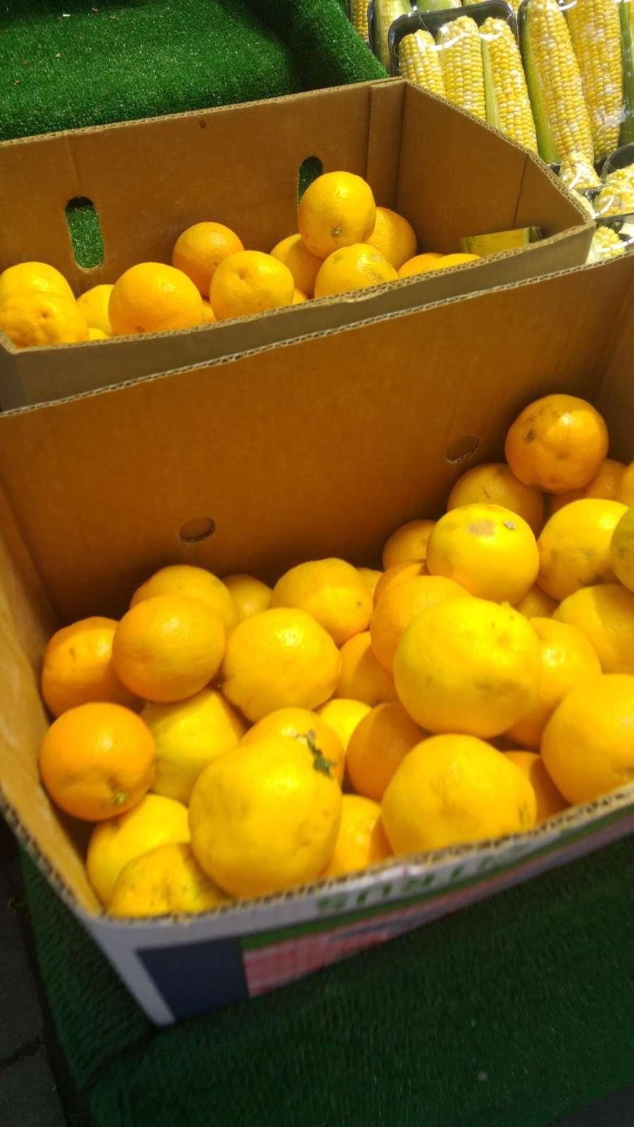 Raskins Fruit & Produce - store    Photo 9 of 10   Address: 335 Kingston Ave, Brooklyn, NY 11213, USA   Phone: (718) 756-3888