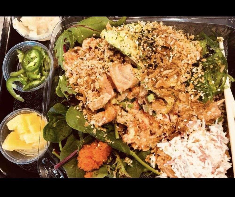 Poke Delight - restaurant  | Photo 4 of 10 | Address: 13394 Limonite Ave #160, Eastvale, CA 92880, USA | Phone: (951) 444-6446