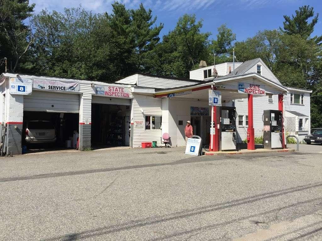 East Coast Gas and Auto Repair - gas station  | Photo 2 of 8 | Address: 1462 Main St, Reading, MA 01867, USA | Phone: (781) 944-0634