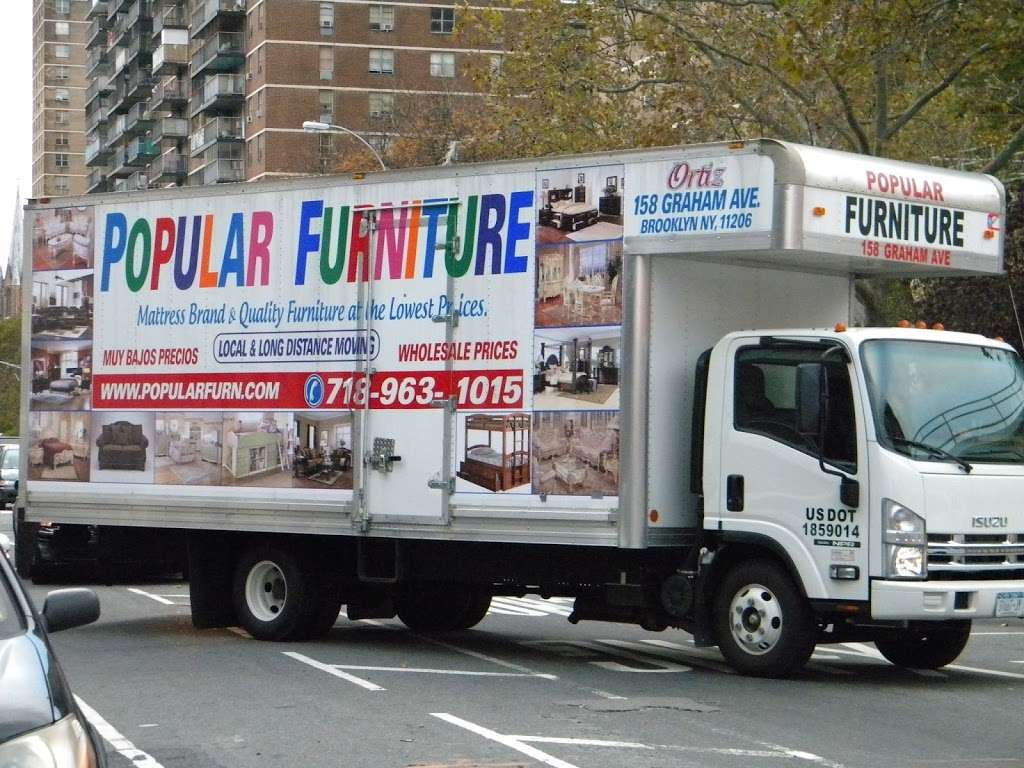 Popular Furniture Inc - furniture store  | Photo 3 of 7 | Address: 158 Graham Ave, Brooklyn, NY 11206, USA | Phone: (718) 963-1015