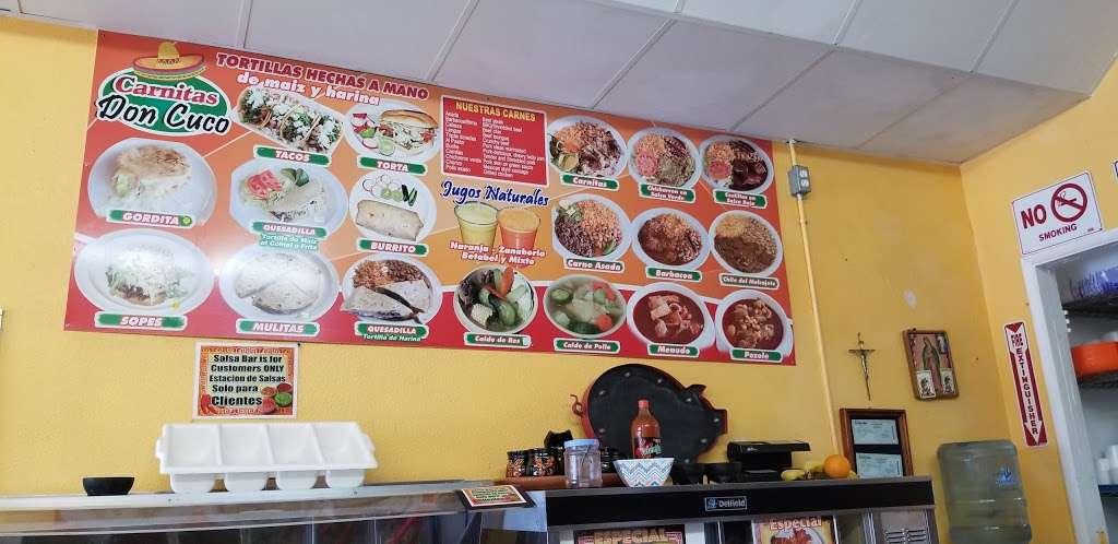 Carnitas Don Cuco - restaurant  | Photo 7 of 10 | Address: 10981 Glenoaks Blvd, Pacoima, CA 91331, USA | Phone: (747) 225-0825