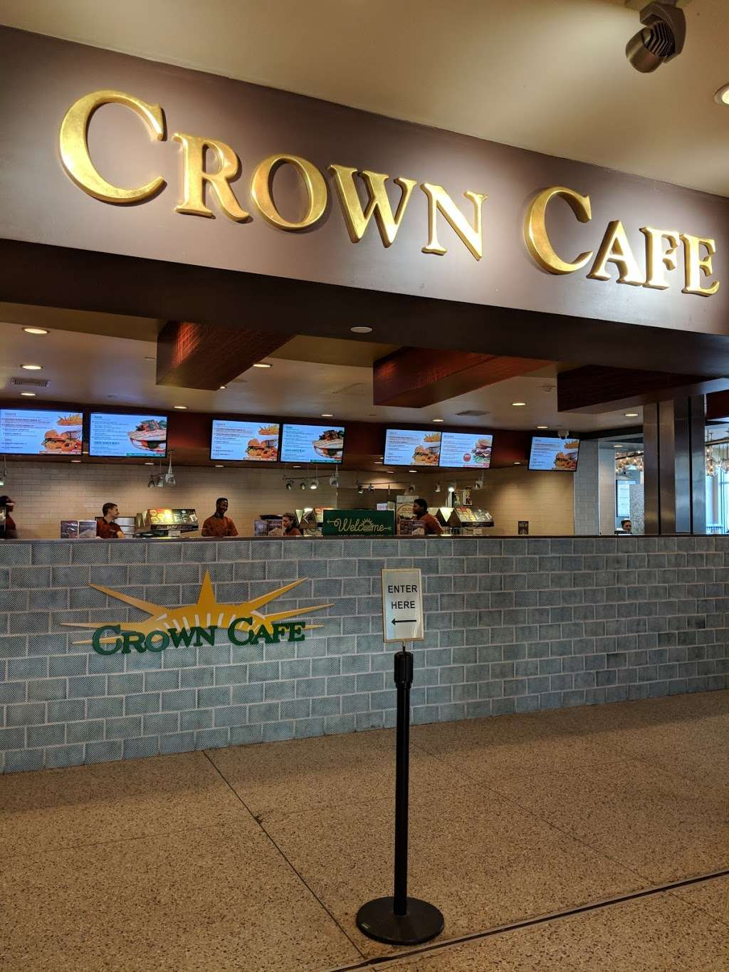 Statue of Liberty Crown Cafe - restaurant  | Photo 3 of 10 | Address: New York, NY 10004, USA | Phone: (212) 363-3180