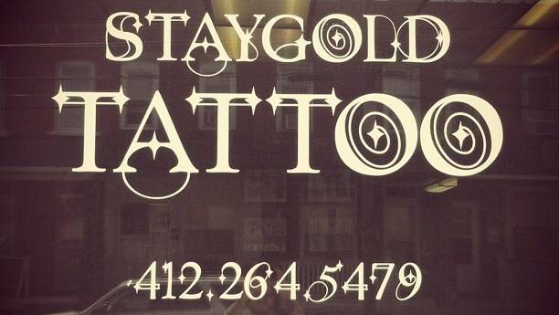 Staygold Tattoo - store  | Photo 5 of 5 | Address: 1207 4th Ave, Coraopolis, PA 15108, USA | Phone: (412) 264-5479