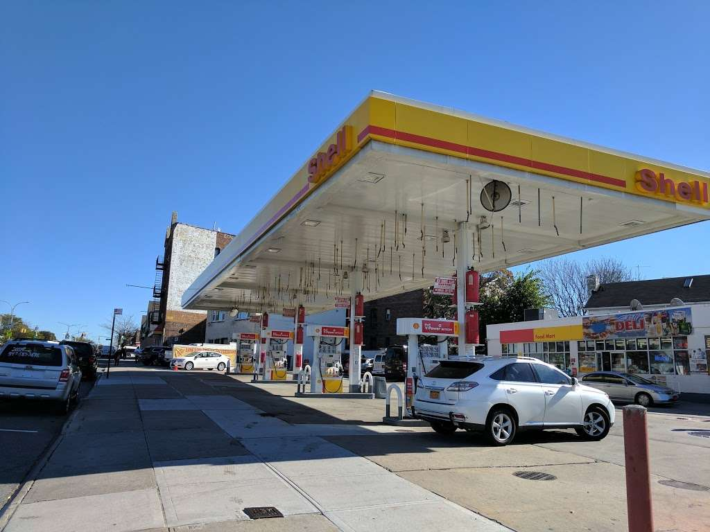 Shell - gas station  | Photo 1 of 10 | Address: 92-10 Astoria Blvd, East Elmhurst, NY 11369, USA | Phone: (718) 639-8594