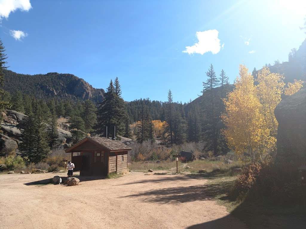 Spruce Grove Campground - campground  | Photo 2 of 10 | Address: Co Rd 77, Lake George, CO 80827, USA | Phone: (719) 836-2031