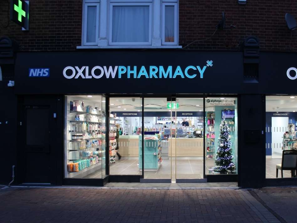 Oxlow Chemist - Alphega Pharmacy - pharmacy  | Photo 6 of 6 | Address: 217 Oxlow Ln, Dagenham RM10 7YA, UK | Phone: 020 8595 8527