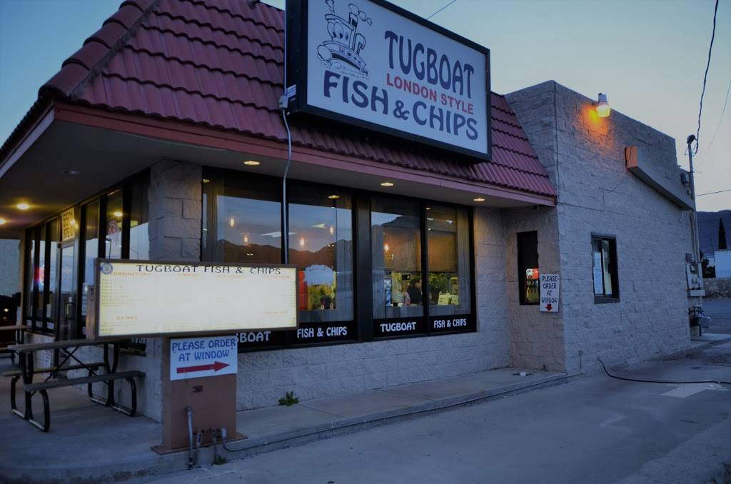 Tugboat Fish and Chips 22 - restaurant  | Photo 3 of 9 | Address: 5501 Dyer St C, El Paso, TX 79904, USA | Phone: (915) 566-2878