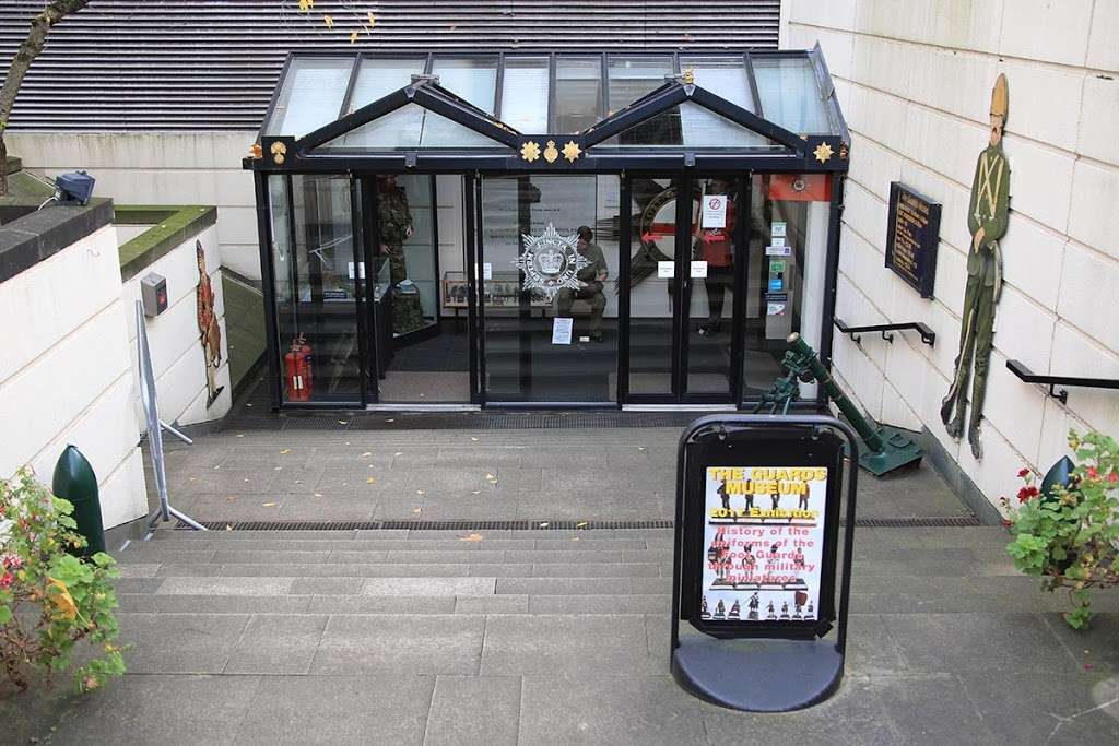 The Guards Museum - museum  | Photo 1 of 10 | Address: Wellington Barracks, Birdcage Walk, Westminster, London SW1E 6HQ, UK | Phone: 020 7414 3428