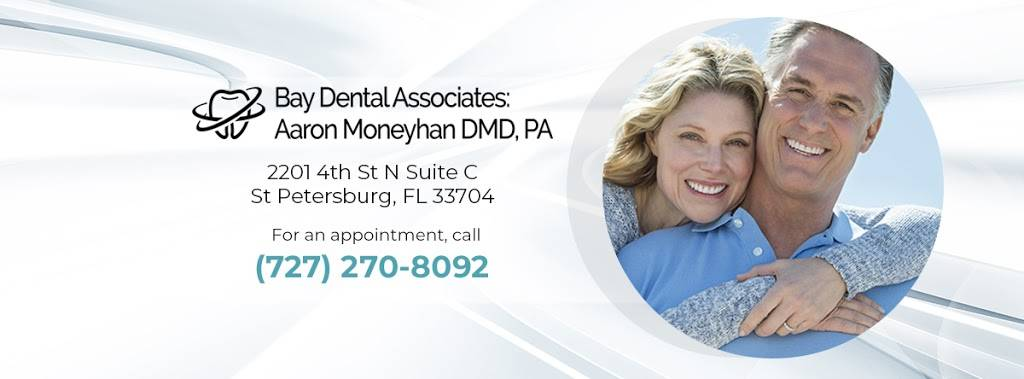Bay Dental Associates: Aaron Moneyhan DMD, PA - dentist  | Photo 10 of 10 | Address: 2201 4th St N Suite C, St. Petersburg, FL 33704, USA | Phone: (727) 823-2007